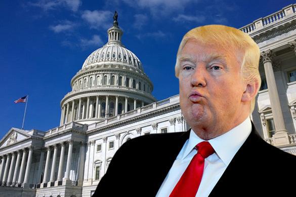 "Трамп обозвал Белый дом ""помойкой"". Трамп обозвал Белый дом помойкой"