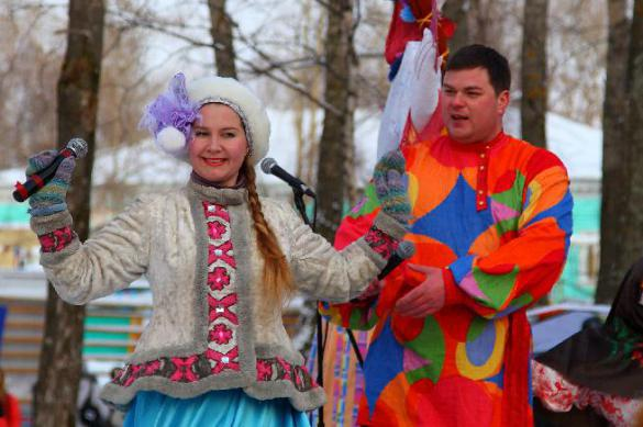 ВЦИОМ: россияне помнят о православных традициях. 382886.jpeg