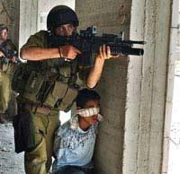 Израиль отбил атаку палестинской кавалерии