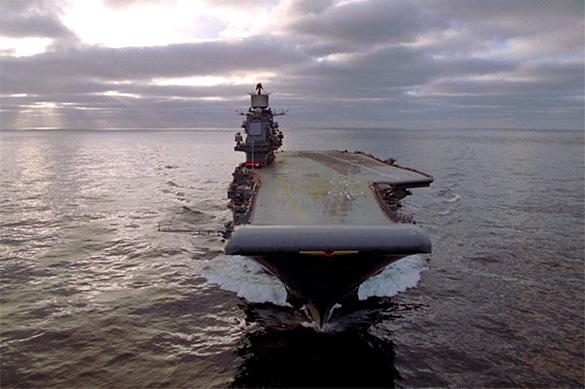 Раскрыта настоящая причина крушения самолетов на Адмирале Кузне