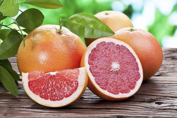 Меню против стресса. грейпфрут