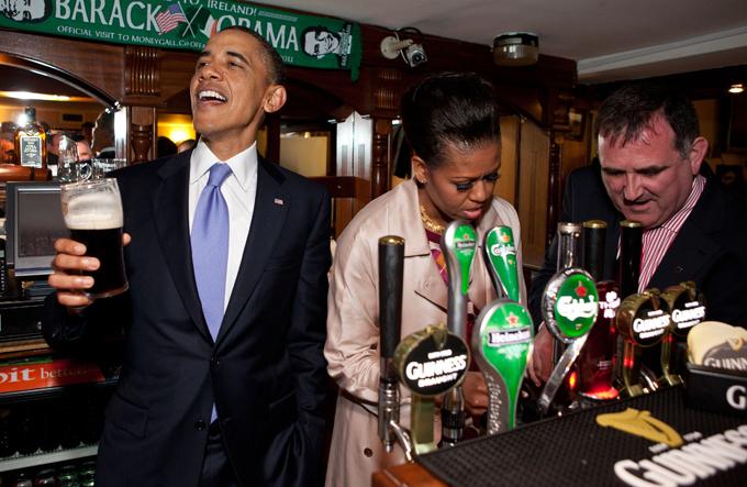 Голливуд снимет фильм о первом свидании Барака  и Мишель Обама. 305888.jpeg