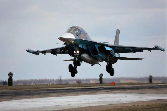 Магомед ТОЛБОЕВ: Пусть НАТО трепещет - наши Су-34 летят!