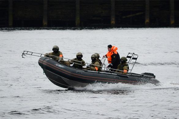В Крыму стартовали учения спецназа ФСБ