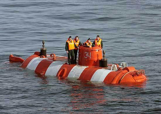 Спасатели Северного флота поставили рекорд по погружению на глубину 1005 метров. Спасатели Северного флота поставили рекорд по погружению на глуб