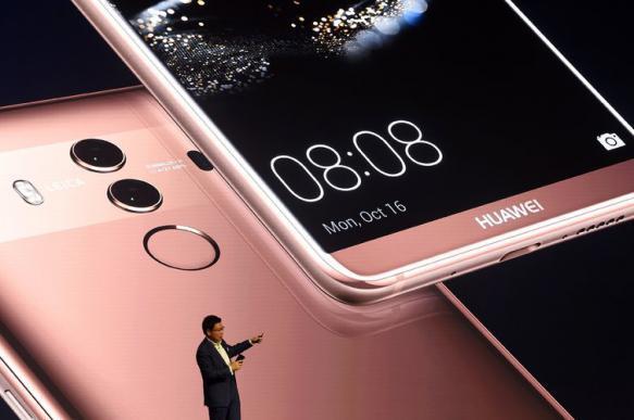 Китайская Huawei разрабатывает смартфон с блокчейн-приложением. 384888.jpeg