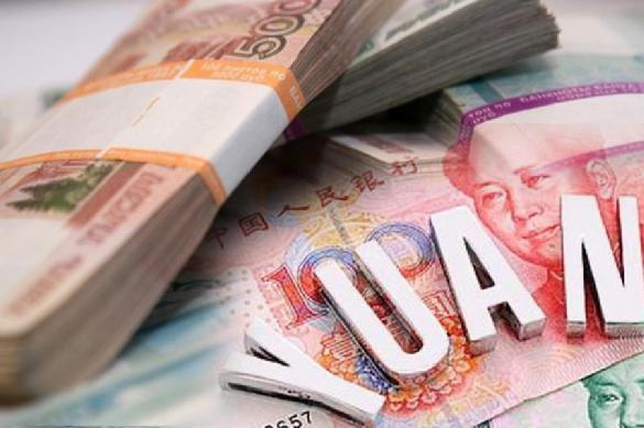 Курилы или санкции: ЦБ России поменял доллары на юани и йены. 396888.jpeg