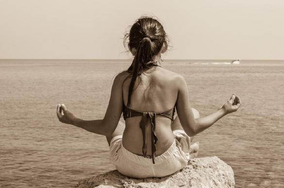 Буддистов в Сочи оштрафовали за медитации.