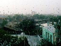 Московский воздух после дождей стал чище