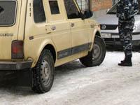 У инкассаторов отобрали 200 млн руб. в центре Москвы. cars