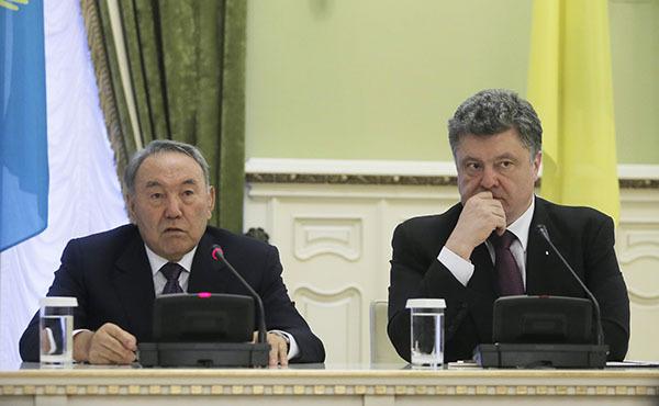 В Астане проблему Украины обсудят в