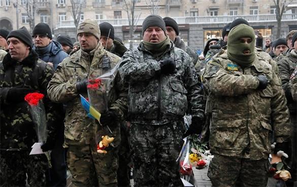 Украинские диверсанты собираются утопить Донбасс в крови 9 мая. Правосеки