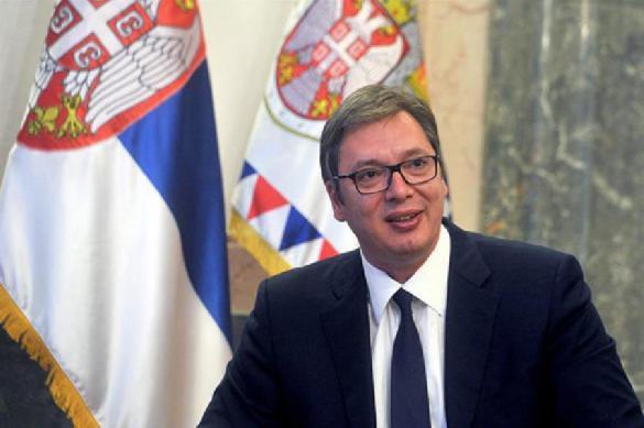 Президент Сербии заявил, что не может признать Крым российским из-за Косово. 401889.jpeg