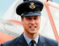 Принц Уильям повредил военный самолет