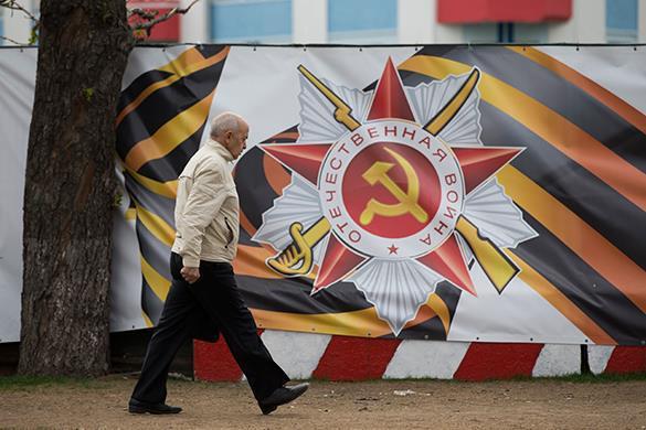 Китай и Россия покажут Европе и США, как надо помнить о Великой Победе. День Победы