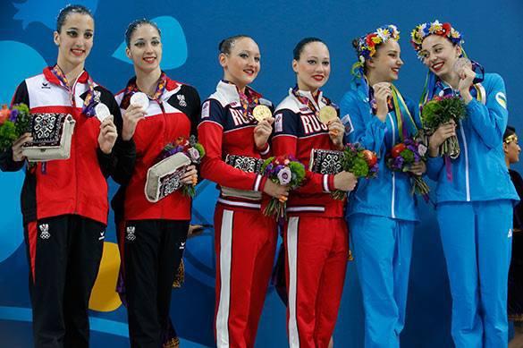 Российские и азербайджанские спортсмены лидируют на Евроиграх. Евроигры