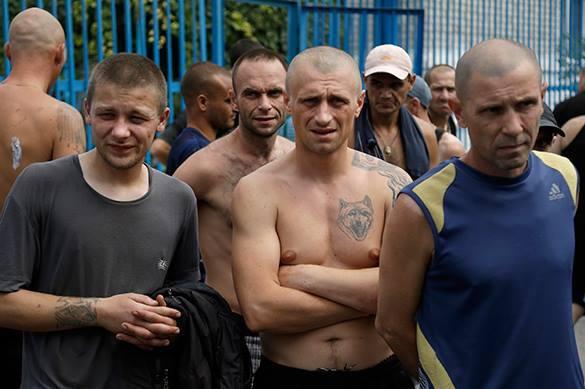 крымские заключенные
