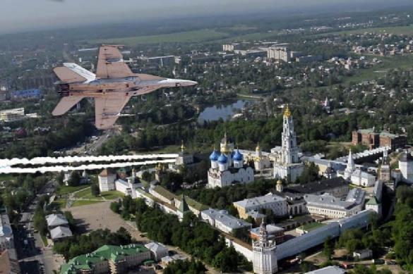 На прицеле: самолет США вел разведку в 28 милях от Крыма. 396890.jpeg
