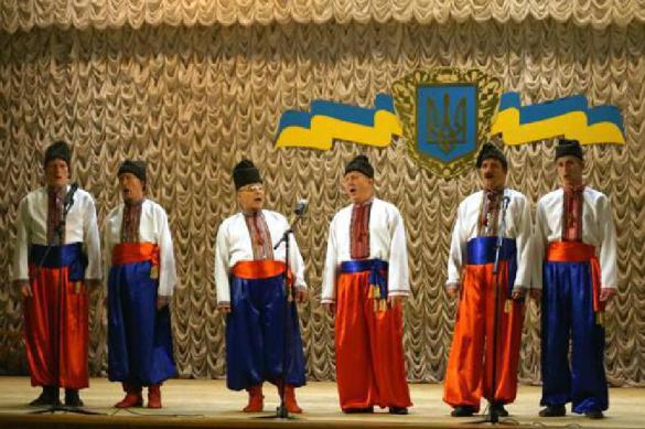 Украина собралась открыть культурные центры по всей России. Украина собралась открыть культурные центры по всей России