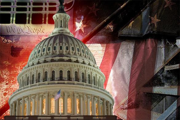Песков: по вопросам санкций из Белого дома поступает противоречивая информация. Песков: по вопросам санкций из Белого дома поступает противоречи