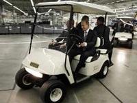 Путин увидел автомобиль будущего