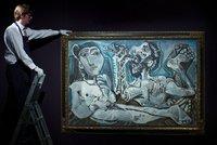 Украденные шедевры Пикассо нашлись в Сербии. picasso