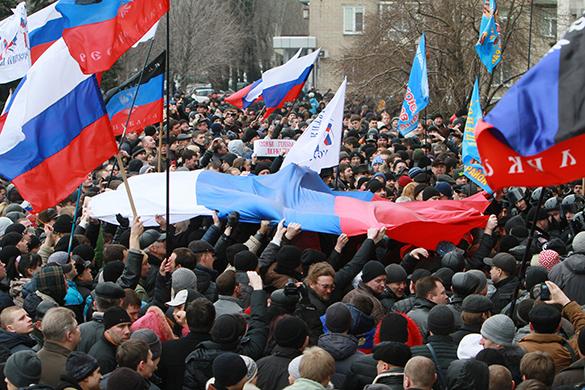 На Дальнем Востоке отметили годовщину воссоединения Крыма с Россией. 314893.jpeg