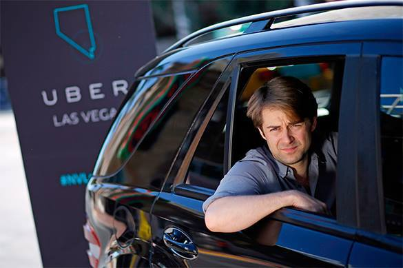 Uber-такси – тихий омут с чертями – эксперт. Uber-такси