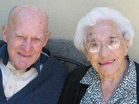 Британская пара отмечает 81-ю годовщину свадьбы