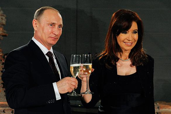 Аргентина не поддается санкциям США. 298894.jpeg