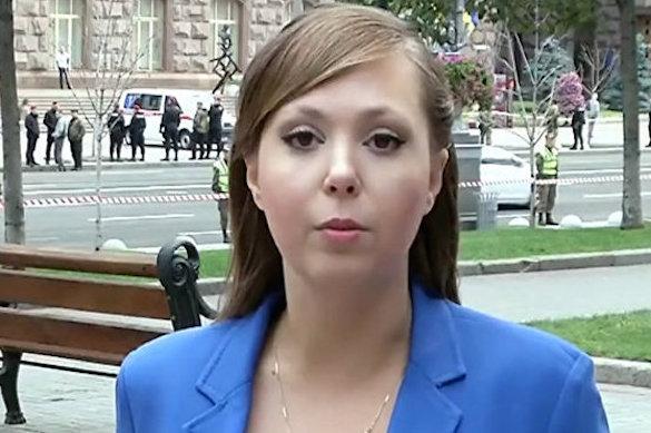 Журналистку
