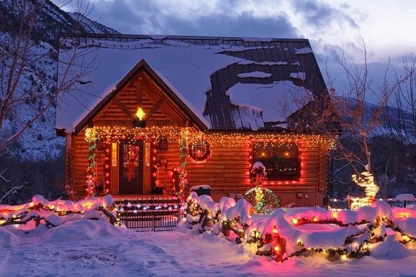 Новый год в своем доме встретили 85% жителей подмосковных коттеджных поселков. 396894.jpeg