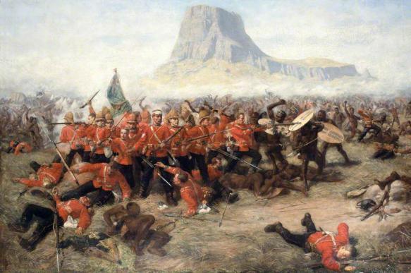 Битва при Изандлване: пятно на репутации Великобритании. 398894.jpeg