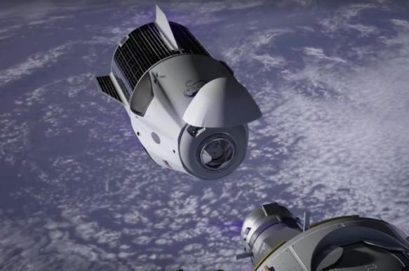 Беспилотный космический корабль Crew Dragon успешно состыковался с МКС. 399894.jpeg