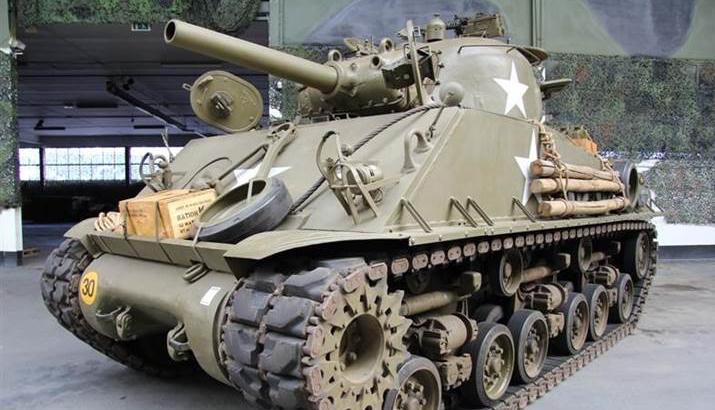 Американский танк «Шерман» проедет по главной площади Хабаровска. 402894.jpeg