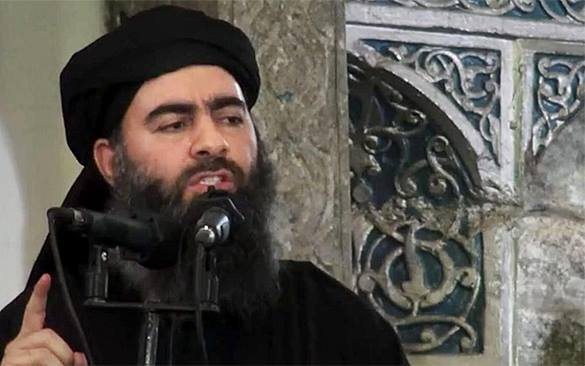 В ИГ торжествуют: аль-Багдади выжил после авиудара. Главарь ИГИЛ, Абу Бакр Аль Багдади