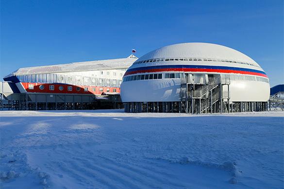 Минобороны представило виртуальный вариант базы в Арктике