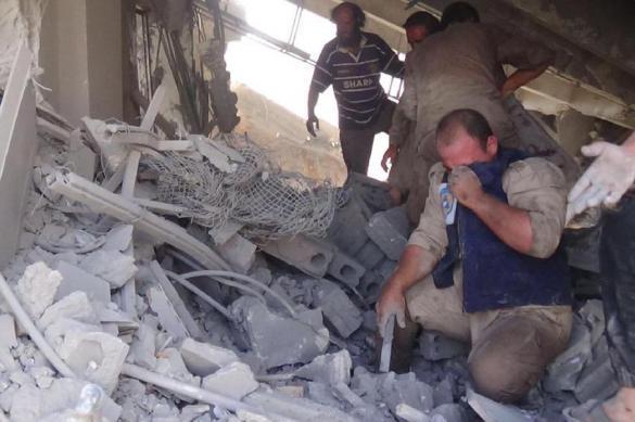 Разоблачены обвинения России в убийстве мирных сирийцев. 387895.jpeg
