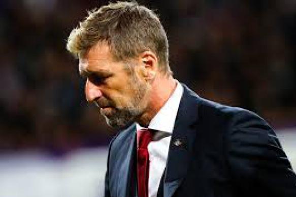 Доигрался: почему уволен тренер