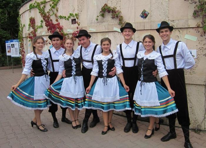 немцы Поволжья