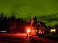 На Северное полушарие обрушится метеоритный дождь. meteor