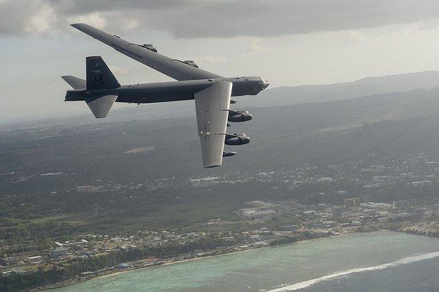 США выслали на«защиту» Европы от«Запада-2017» два B-52