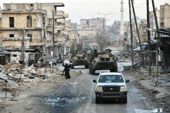 В Сирии взят под контроль правительственных войск Абу-Кемаль. 378897.jpeg