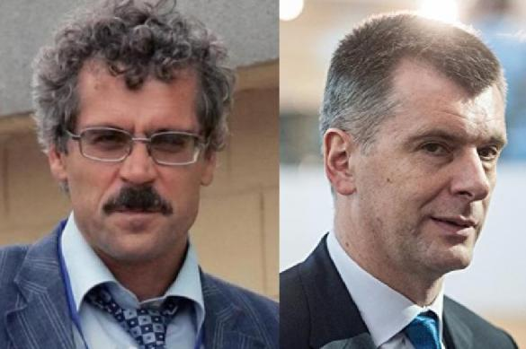 Родченков вознамерился подать в суд на миллионера Михаила Прохорова. 383897.jpeg