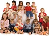 Британские дети с пяти лет станут знатоками половой жизни