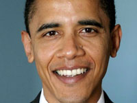 Барак Обама - самый популярный президент