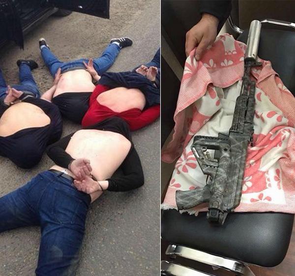 В Сети появились фото астраханских убийц полицейских