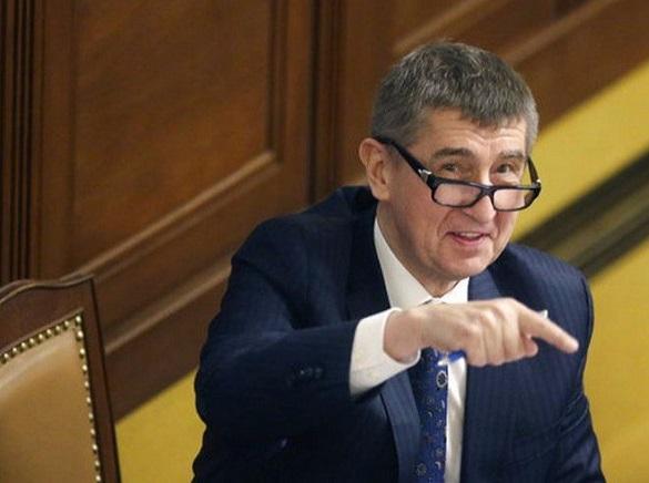 Чешский премьер-министр