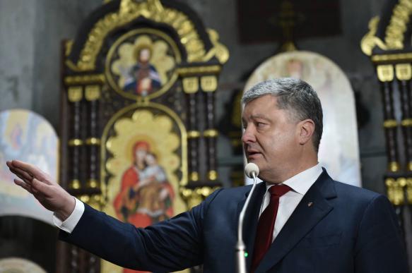 Почему Порошенко не явился на встречу с главой УПЦ. 394898.jpeg