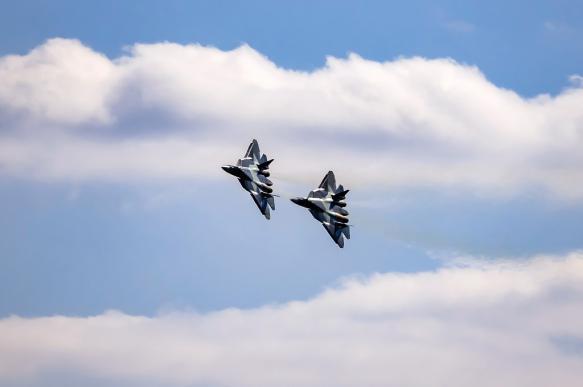 Конструктор рассказал, в чем двигатель Су-57 превосходит зарубежные аналоги. 394899.jpeg